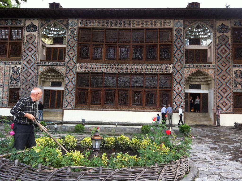 Azeri Palace