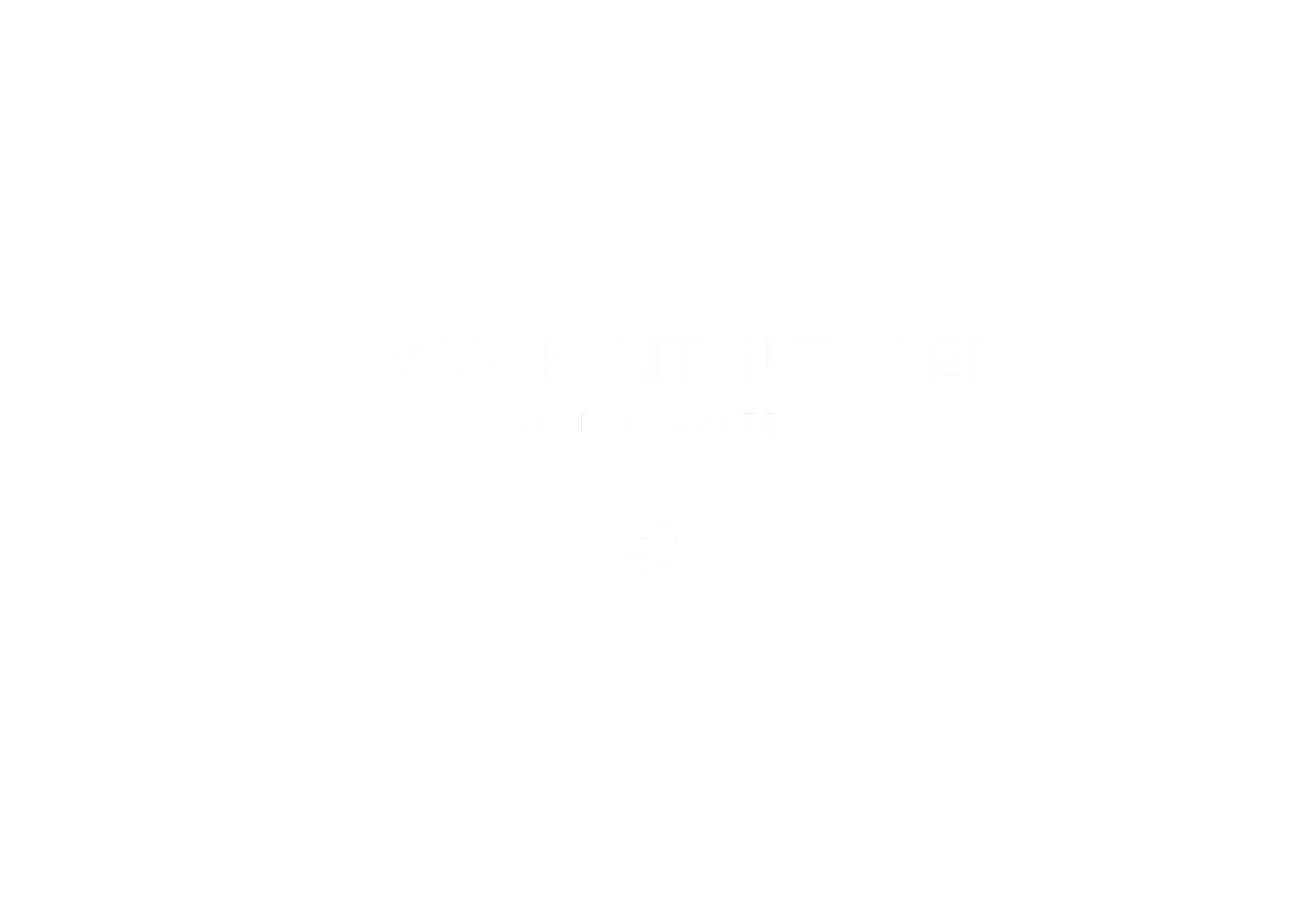 logo cosmopolitan tower