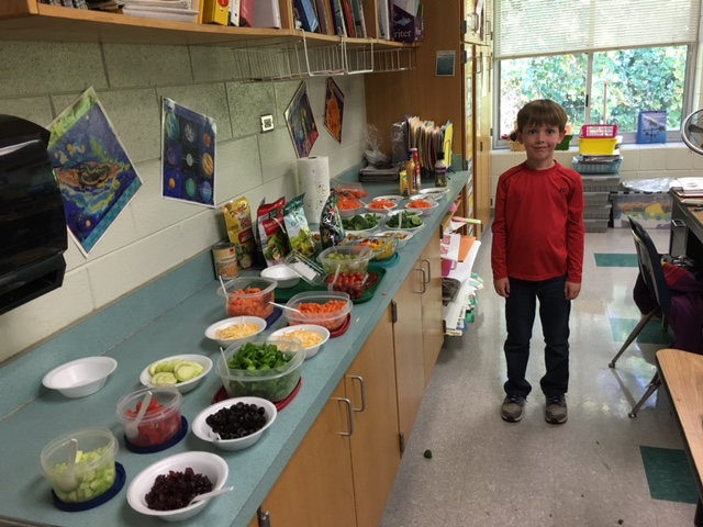 Watson with Salad Bar.JPG