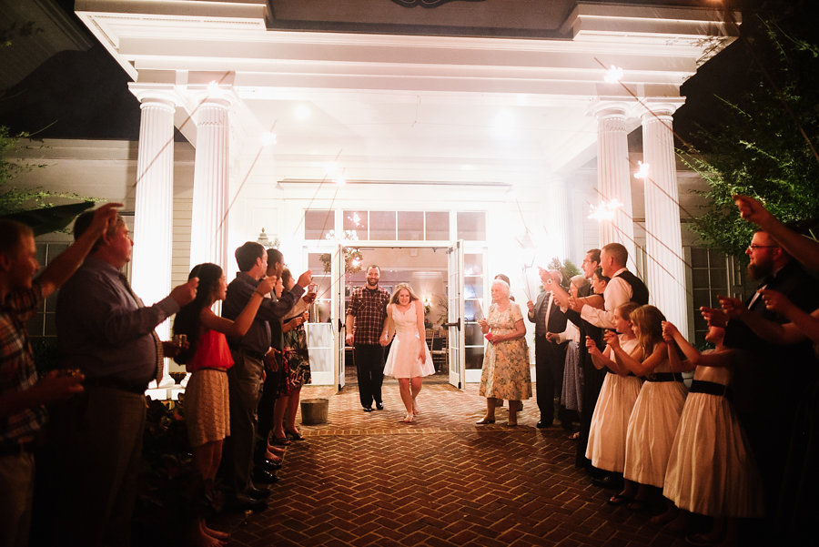 Rose_Hill_Plantation_Wedding_Laurel_Calligraphy_sparkler_exit.jpg