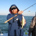 lake erie sportfishing charter yellow perch walleye bass smallmouth bass