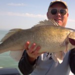 lake erie sportfishing charter smallmouth bass yellow perch walleye