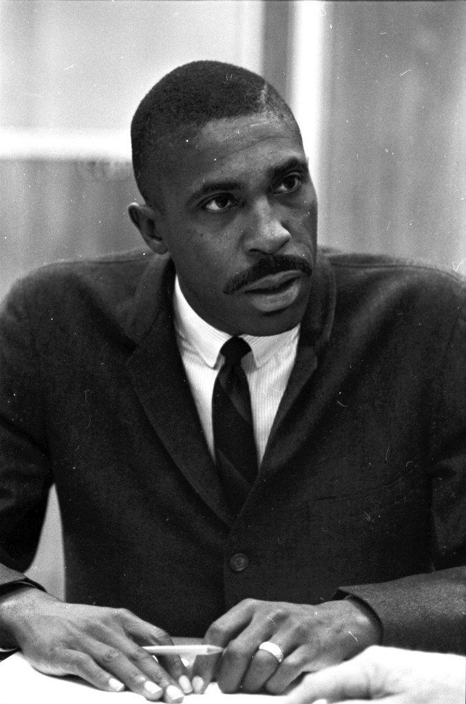 Harold Franklin, Auburn's first black student   via