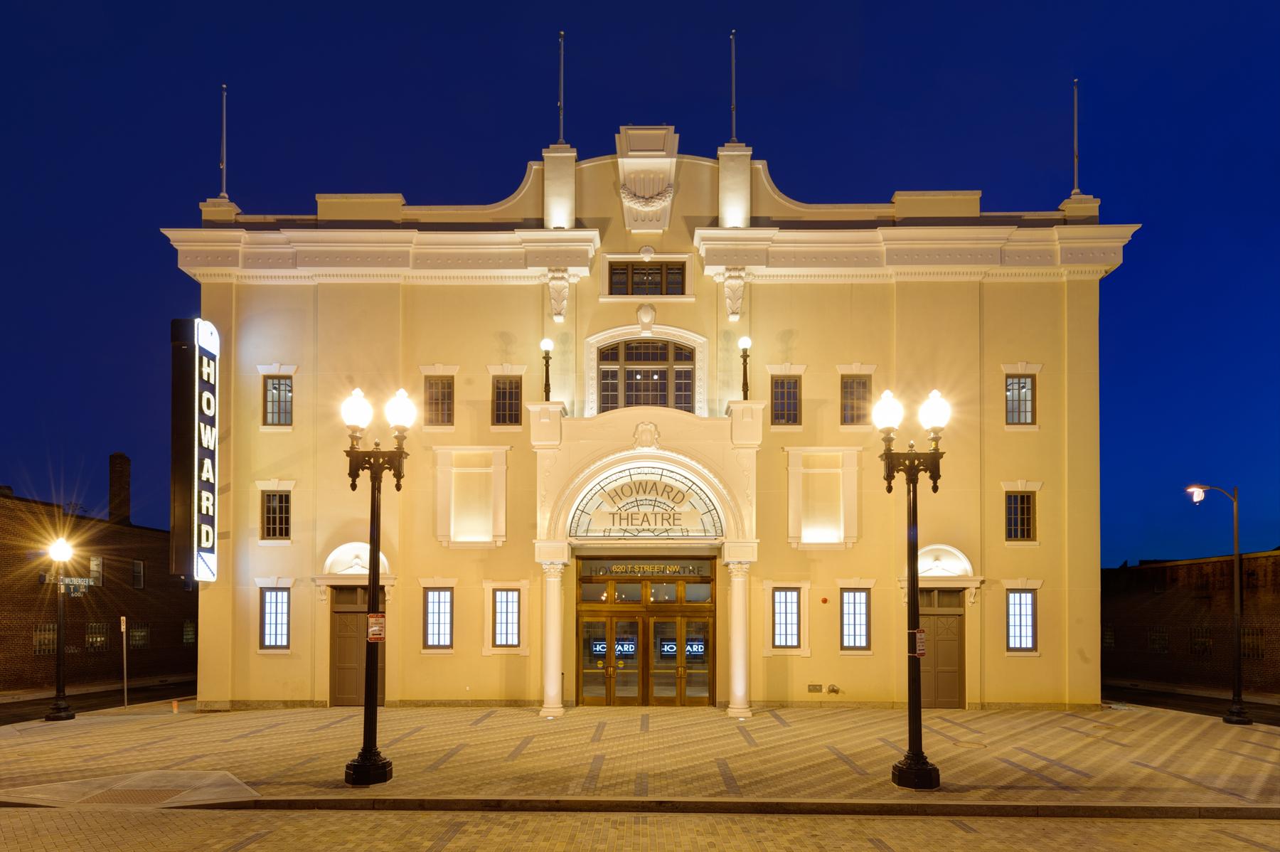 The Howard Theatre today   via
