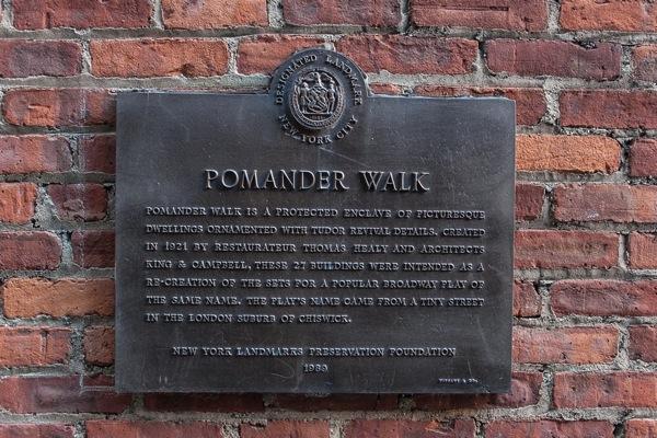 The plaque   via