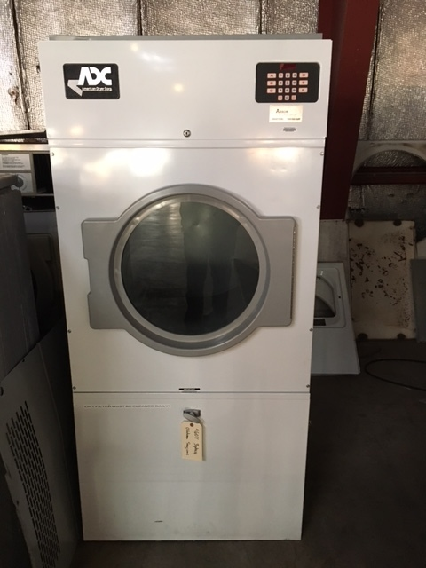 American Dryer 460 volt, all-electric, 3 phase dryer.  50 lbs.  In top shape. OPL microprocessor.  $1,250.  Call Ken at 405.424.4318 and mention you saw it on the website.