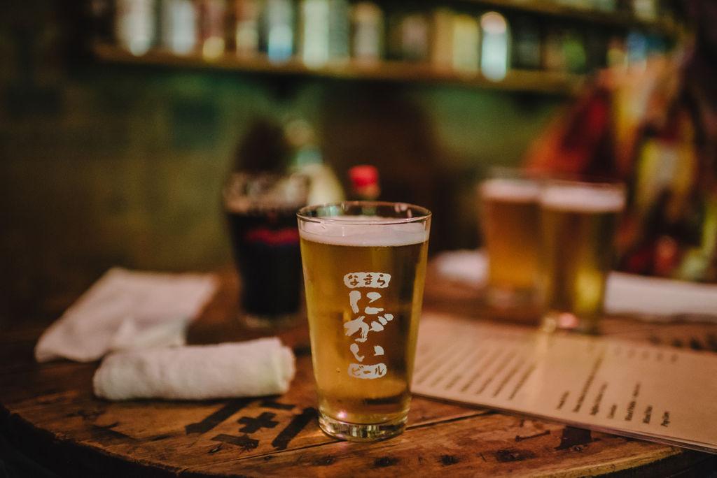 Beer Inn Mugishutei, Sapporo, Hokkaido, Japan