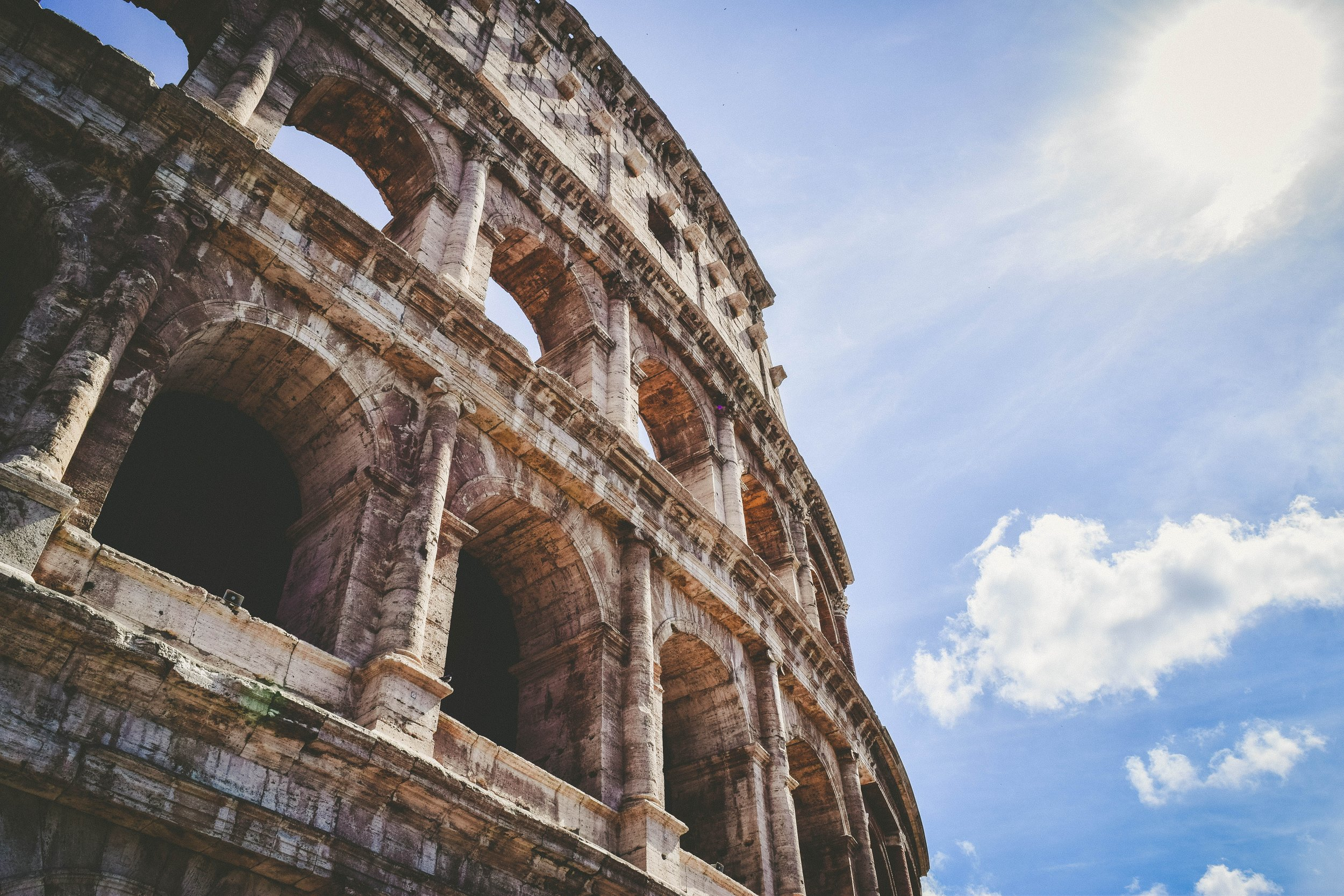 Cultural and Historical Sites - Coliseum, Roman Forum, and more!