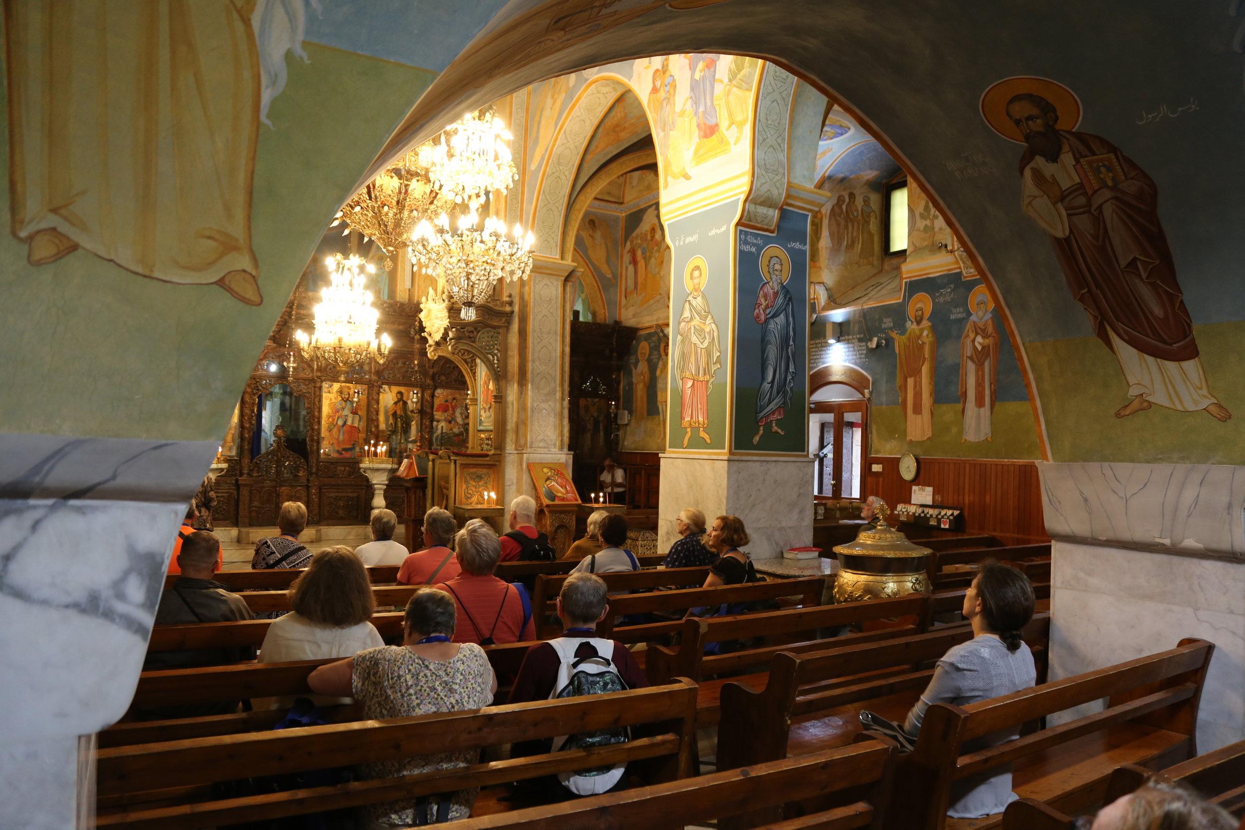 Greek Orthodox Church of the Annunciation - aka icon heaven.