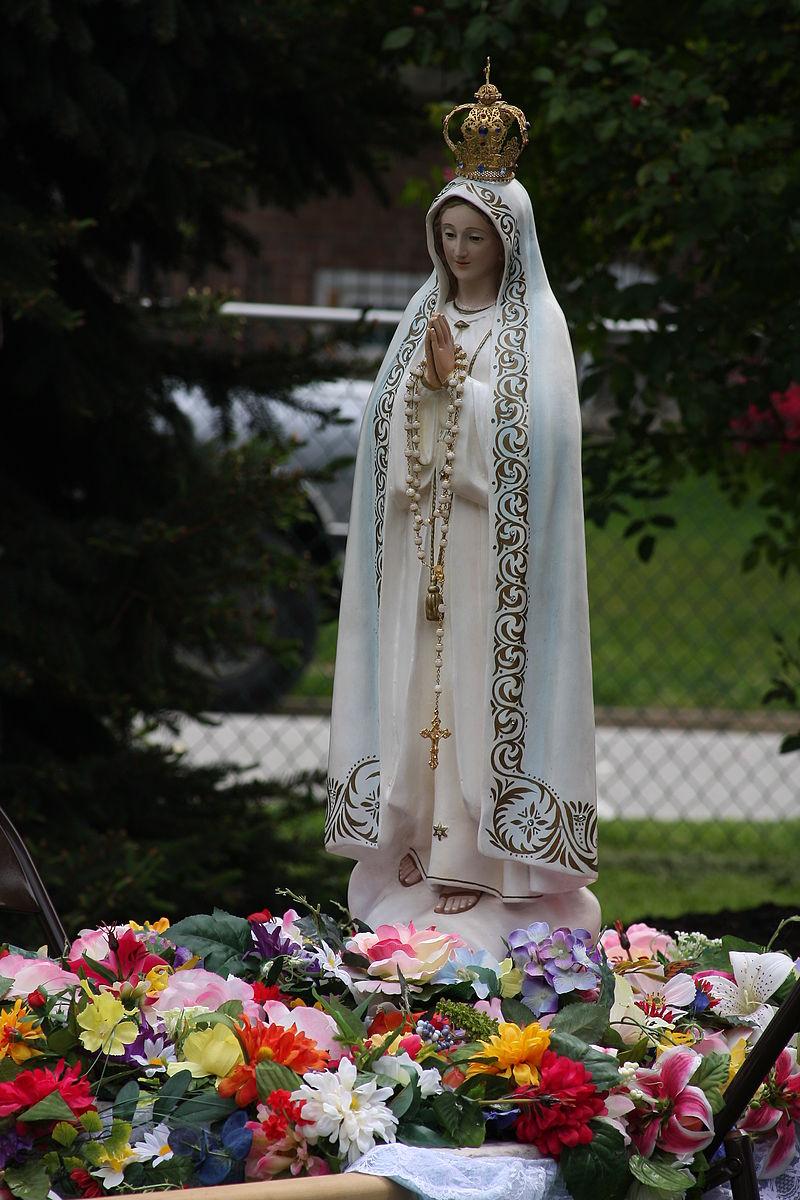 Our Lady of Fatima  Photo by jacapaldi/CCA-SA 2.0