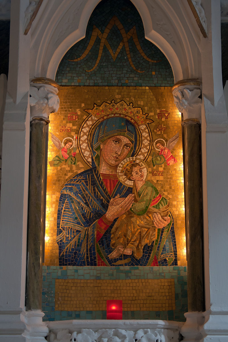 Our Lady of Perpetual Help  Photo by Andreas F. Borchert/CCA-SA 3.0