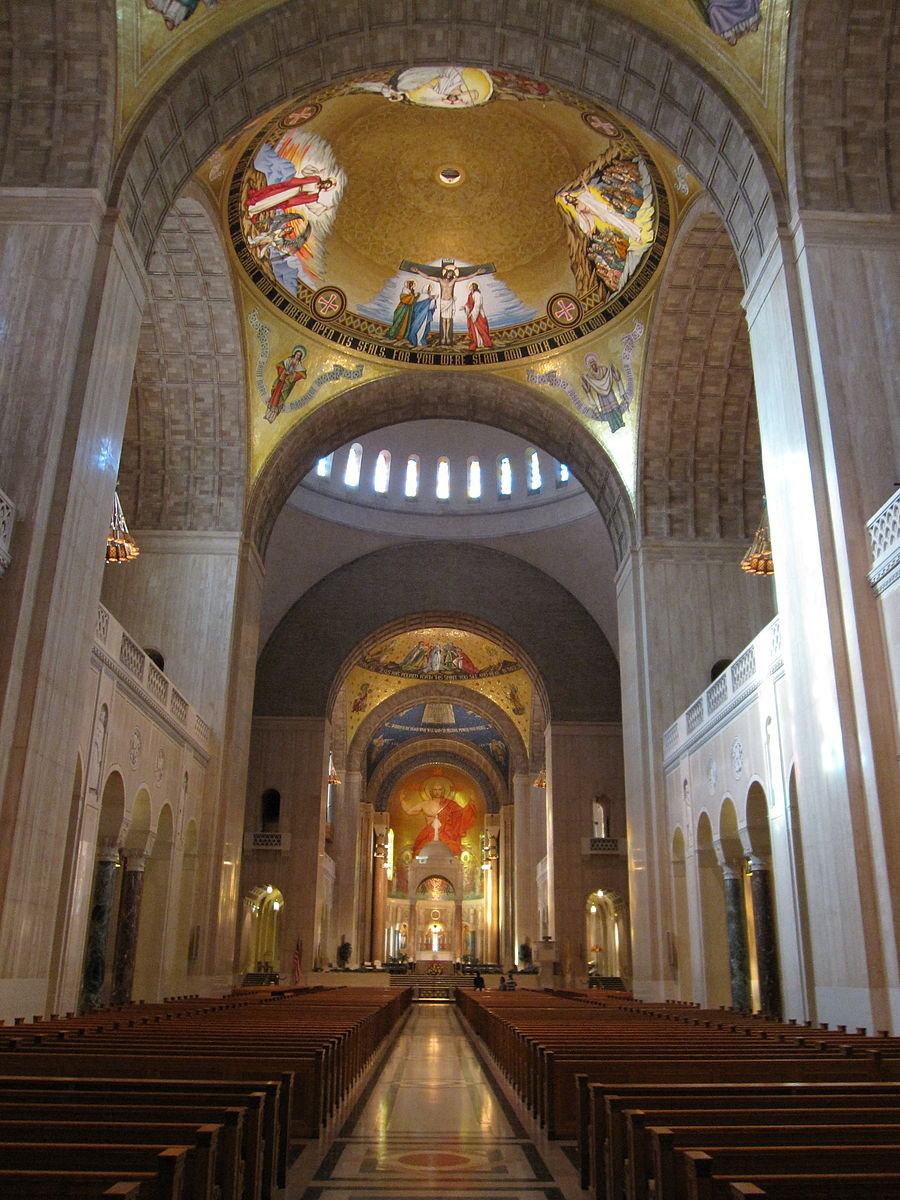 Basilica of the Immaculate Conception  Photo by Gryffindor/CCA-SA 3.0