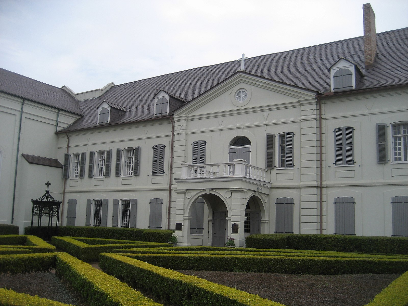 Old Ursuline Convent  Photo by Infrogmation/CCA-SA 3.0