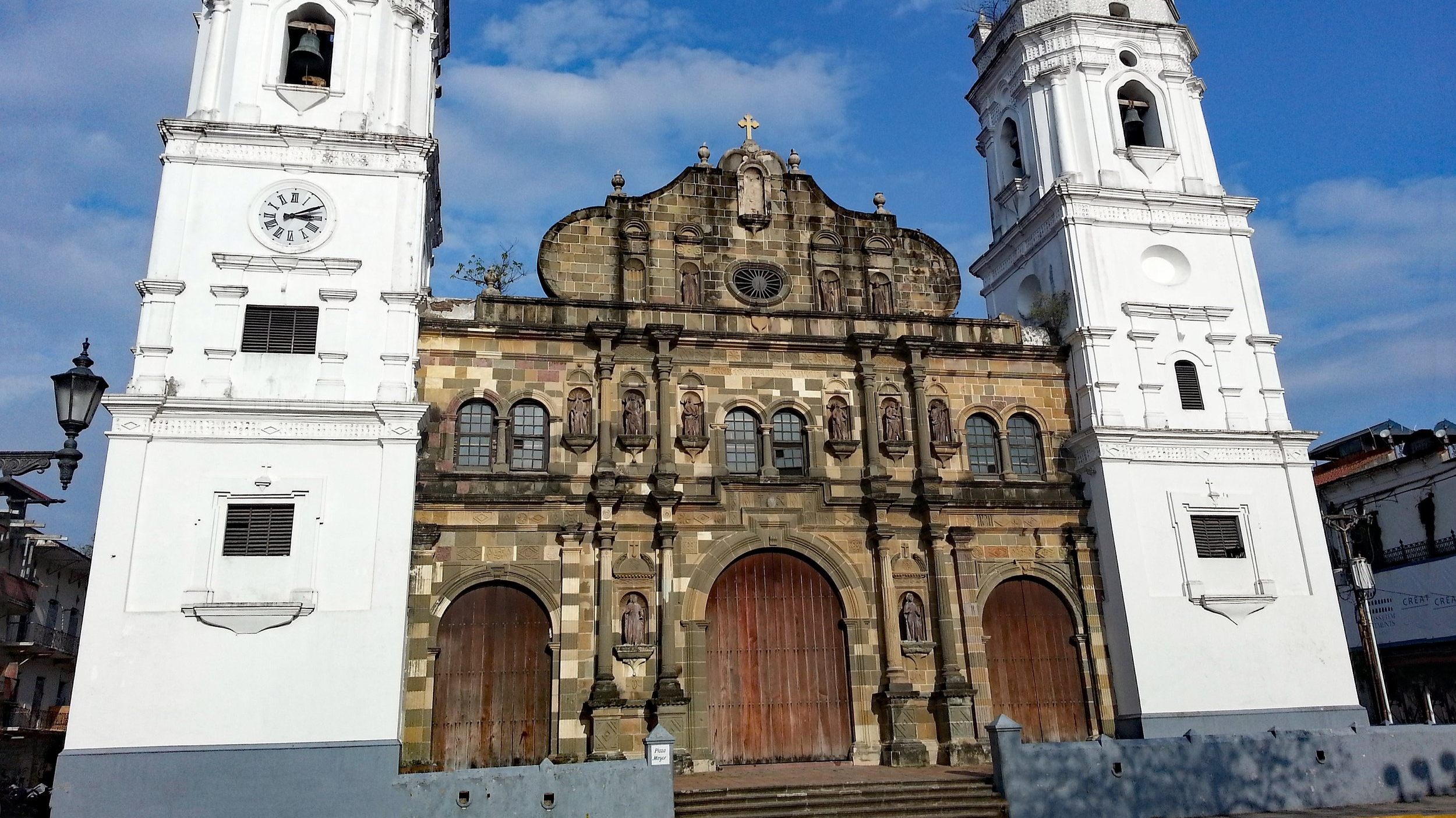 Explore Catholic Panamáa - Discover the several pilgrimage sites throughout the Old City and learn about the history and vibrancy of the Church in Panamáa.