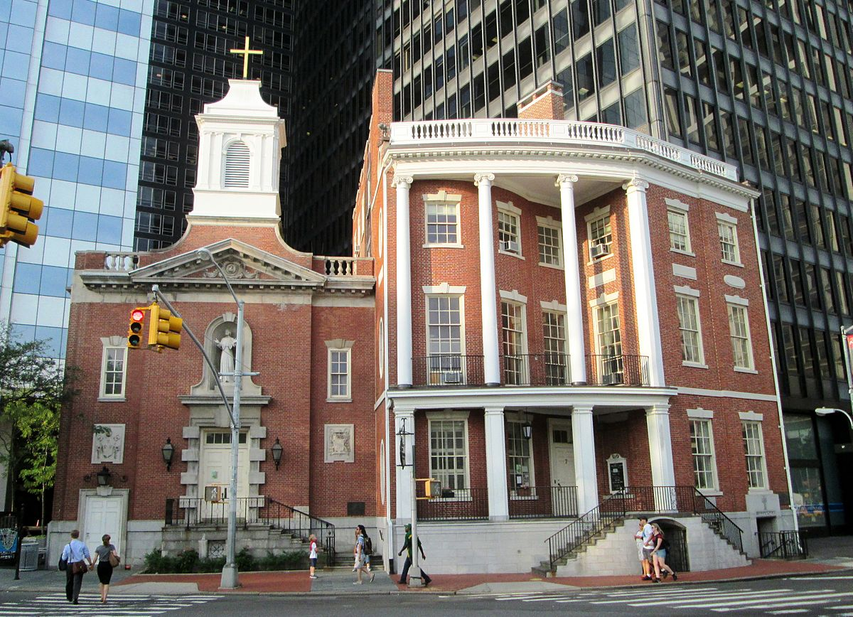 Shrine of St. Elizabeth in New York City