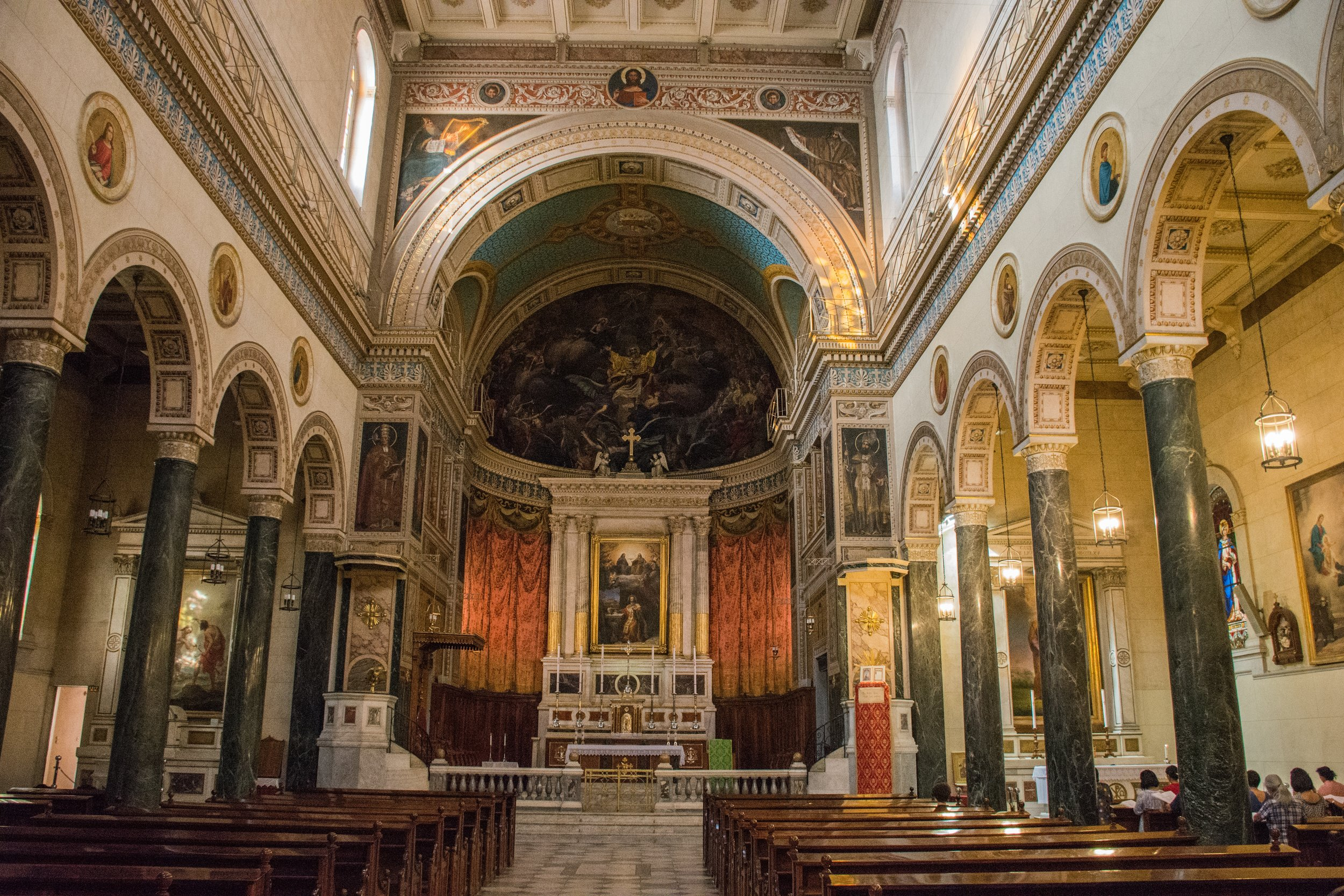 Catholic Cathedral Basilica of St. Dionysius the Areopagite - athens church-hjrivas-3582677.jpg
