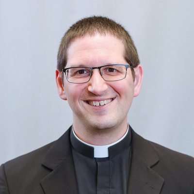 Fr. Eric Augenstein serves as the pastor of Nativity Catholic Church and Director of Vocation for the Archdiocese. He has led over a dozen pilgrimages around the world.