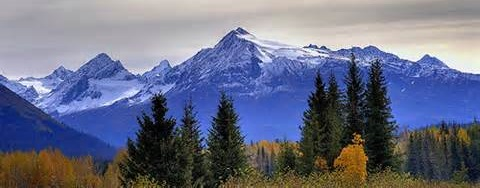 The Brooks Range lies entirely within the arctic circle, and runs 700 miles from east to west. Its western flank is within 200 miles of Russian soil, and the farthest reaches of it eastern slopes spill into Canada's Yukon Territory.