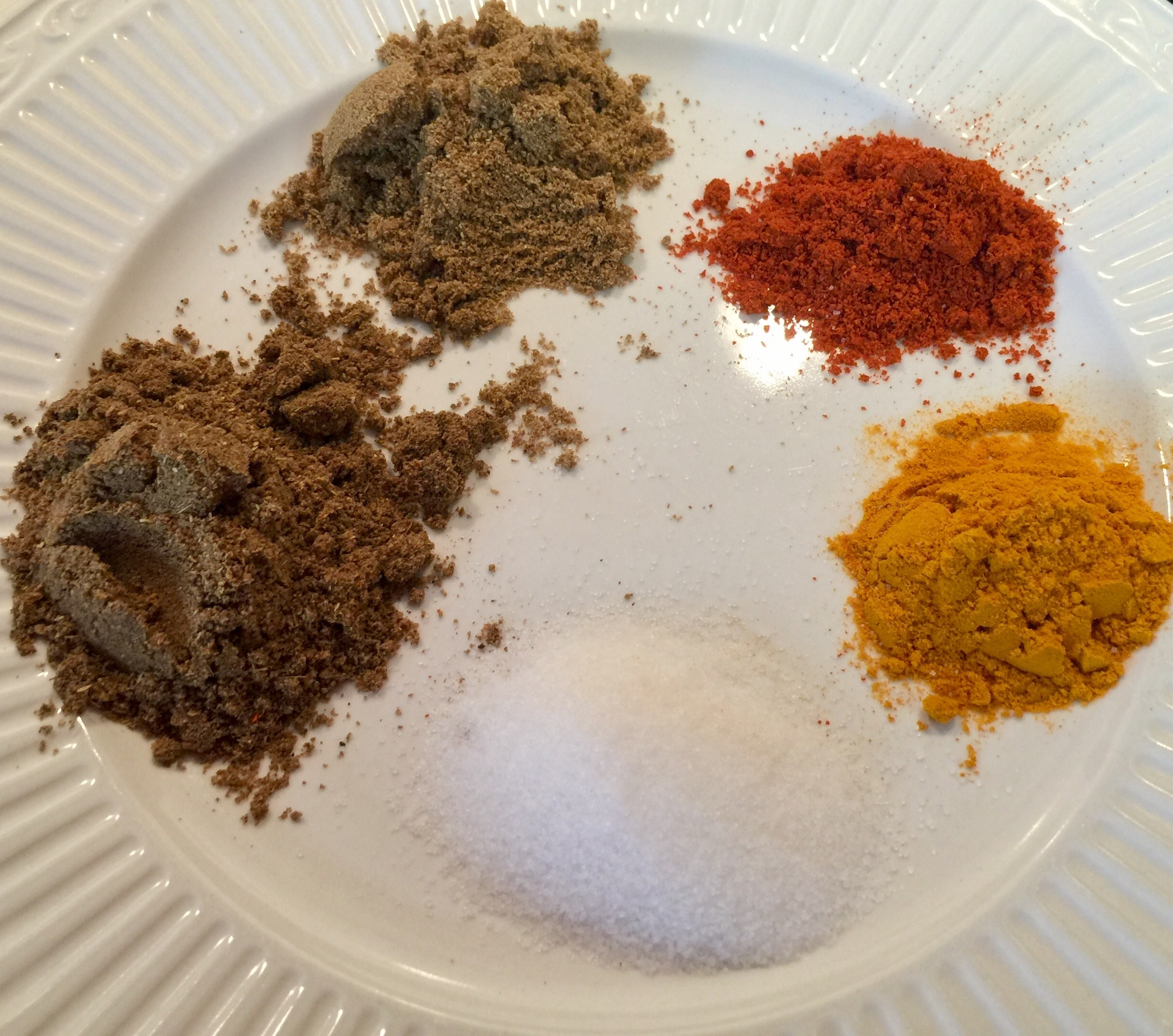 It wouldn't be Indian cuisine without excellent spices!