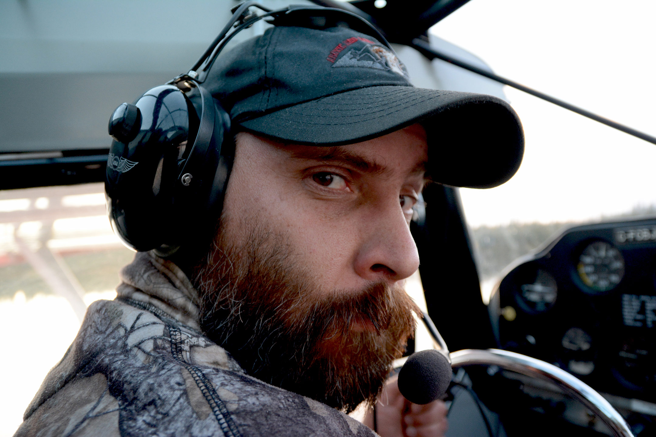 Tavis Molnar in the Bushmaster