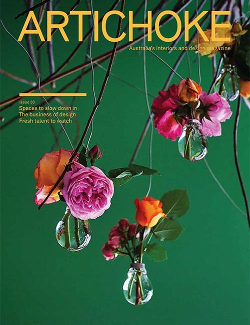 MARCH 2015  | 'AMBER ROAD' - ARTICHOKE, ISSUE 50