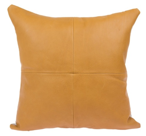 LEATHER CUSHION | Temono