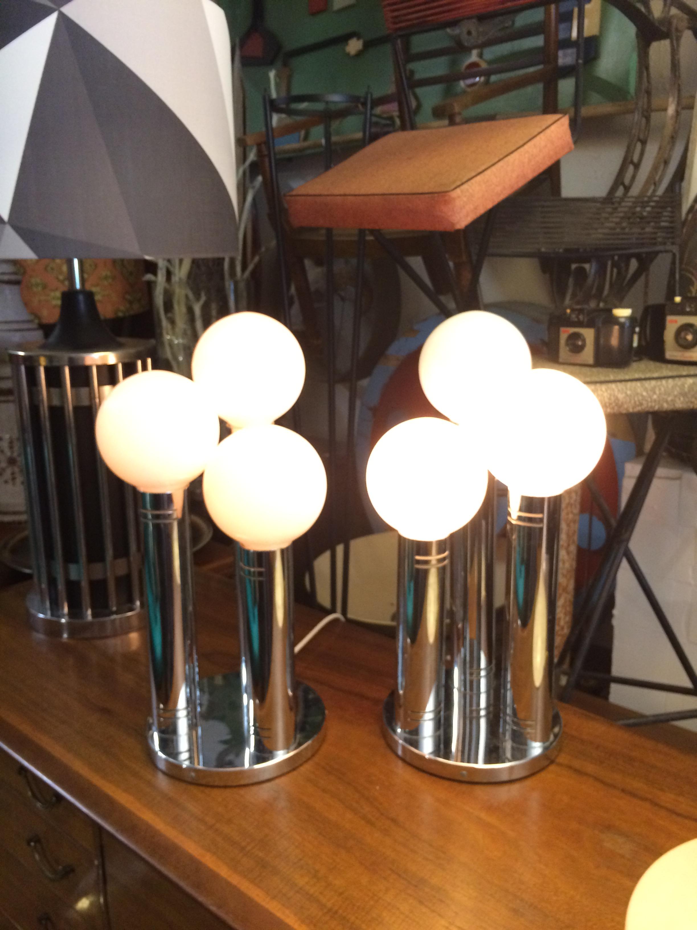TABLE LIGHT   Rudi Rocket