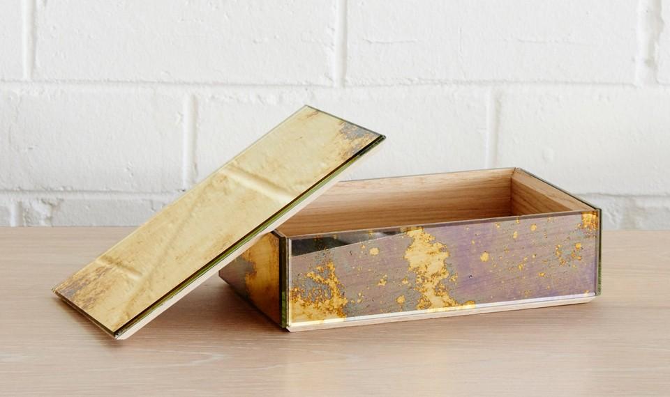 REFLECT MIRROR BOX | Jardan