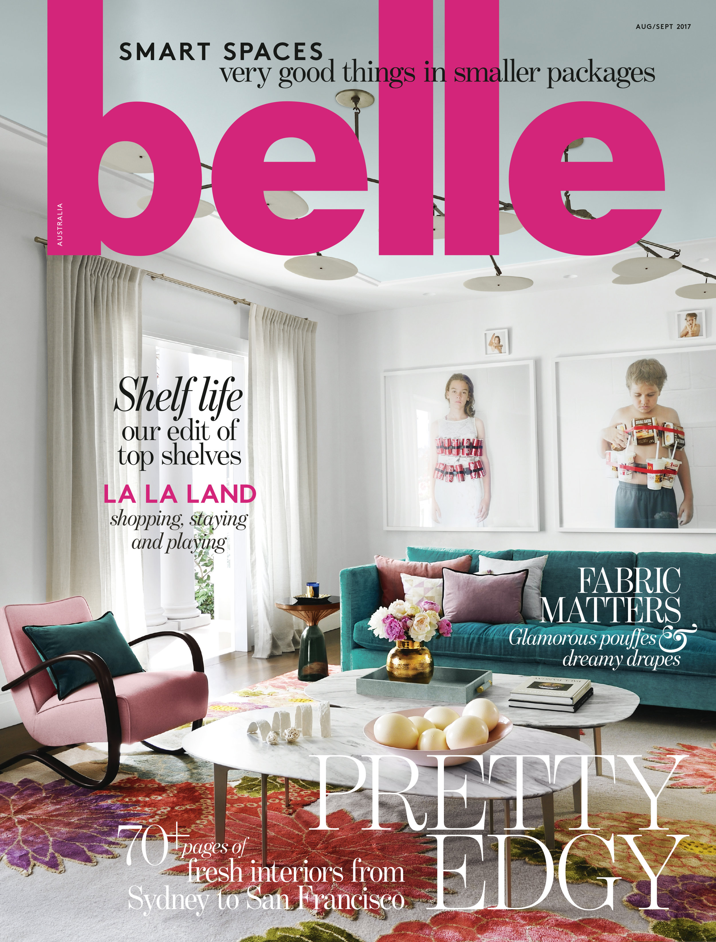 AUGUST 2017  | BELLE MAGAZINE - THE LORD DUDLEY