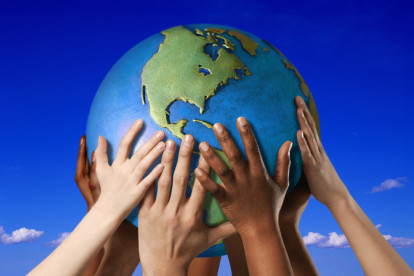 One world. One human family. Oneness.