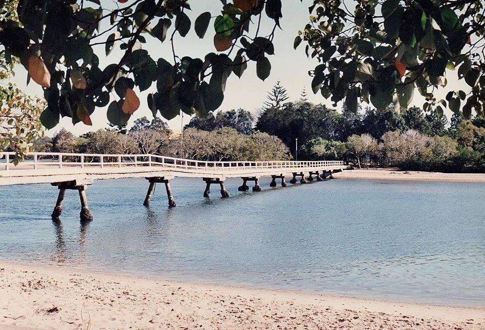 Original Footbridge, 1963 - 1991