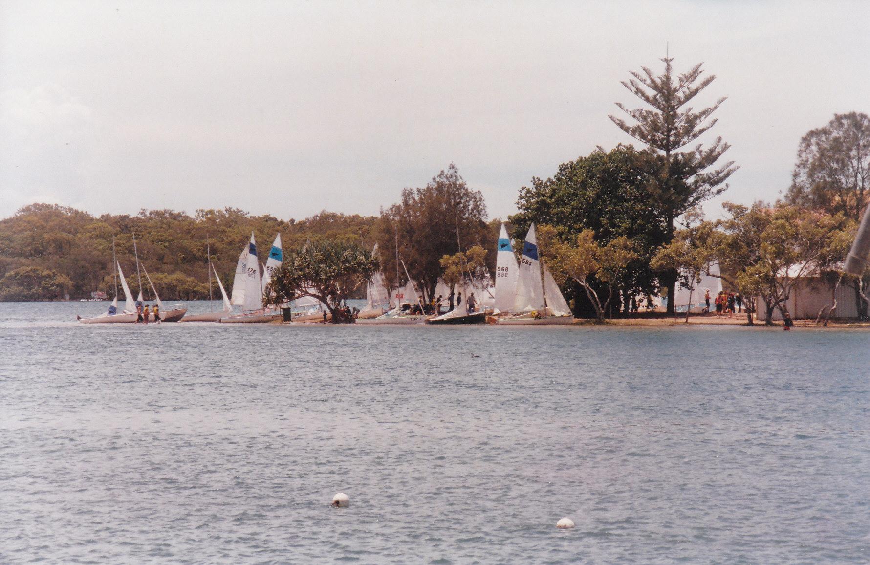 Corsair Championships, 1991