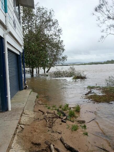 Flooded River, 2014