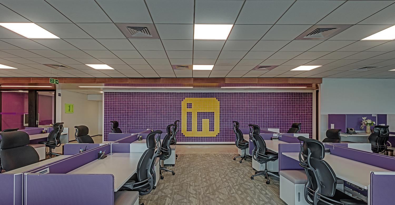 Linkedin-Bangalore-Office-Interactive-Bhushanraj