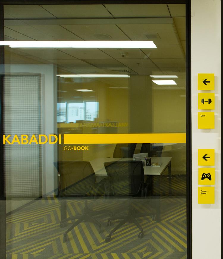 Linkedin-Bangalore-Office-Wayfinding-Bhushanraj