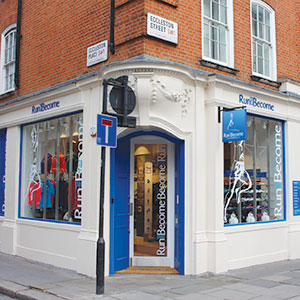 Run and Become - UK  SHOE FIT SPECIALIST