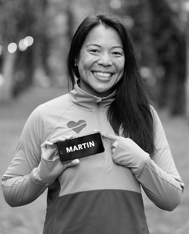 On the eve of @bostonmarathon take some inspiration from a Boston local, one of the strongest runners I've ever met 🙌🏻🖤👟 - #IRUN4: MARTIN Rachel @moo44  @heartbreakersrun / Martin Richards Foundation #TeamMR8 Educator. Leader. Community builder. - Rachel wasn't a runner, but made a pledge to one of her students that she'd run the iconic marathon with him when he was old enough. Martin was the youngest victim of the Boston Marathon bombing in 2013. Rachel didn't forget her promise, has rallied a community to look past the scars left on the city, and now every time she runs she's #allinforMartin. - I had the pleasure of running with Rachel at #NightAt #Breaking2 and her story will always inspire me. This girl doesn't just run with the Heartbreakers, she runs with heart. - Whatever your reason for getting out there, keep a bit of that spirit with you. Run strong, Boston 🖤 - Shot by @gautierpellegrin for @run_your_style at #Breaking2, Monza 2017