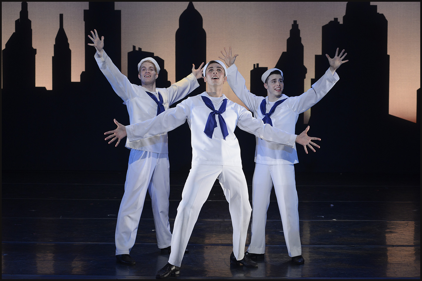 On The Town / The Boston Conservatory