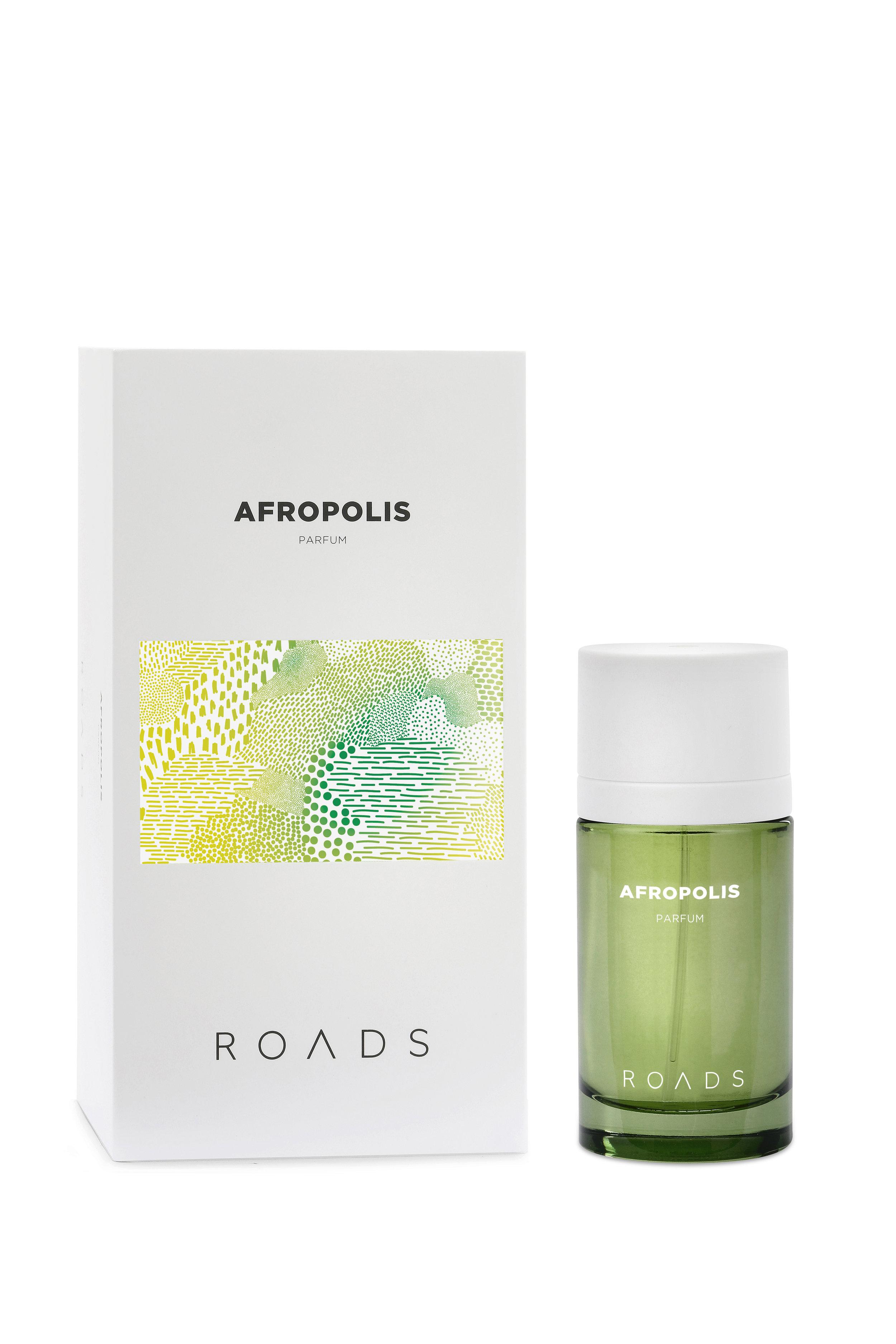 Afropolis   Eau de Parfum