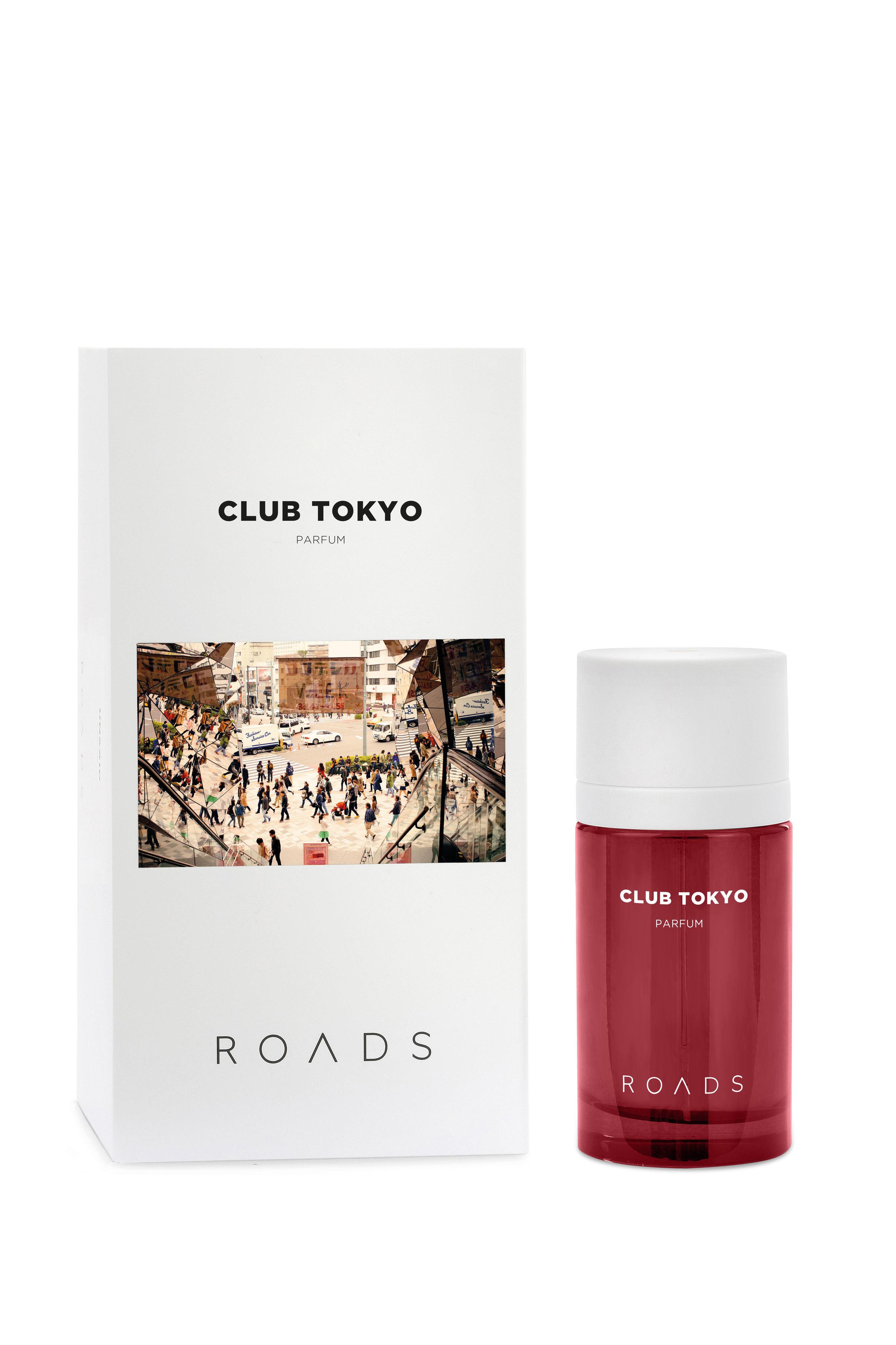 Club Tokyo   Eau de Parfum