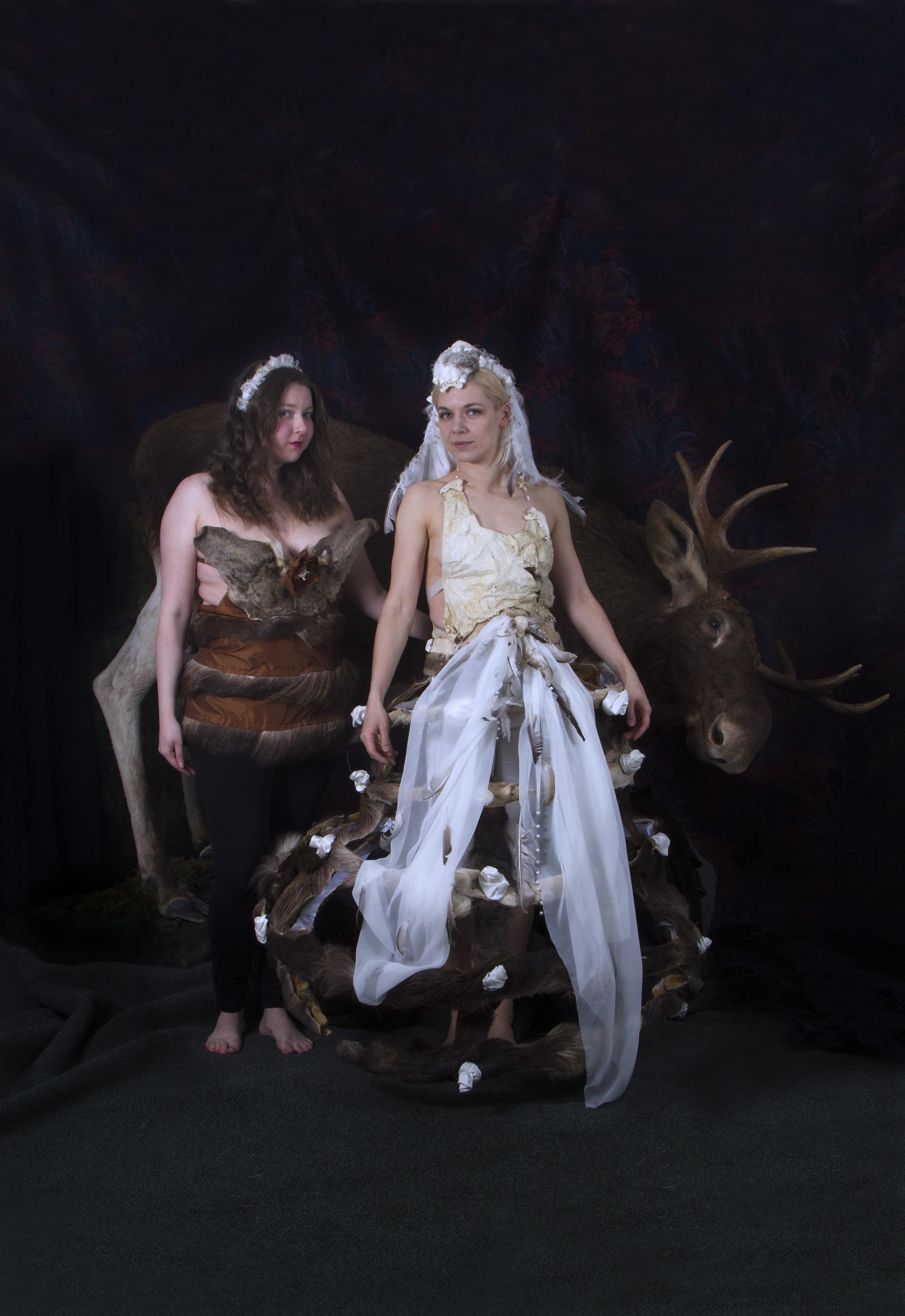 Route Couture: Rituals of Possessing, 2016. Karoliina Paappa