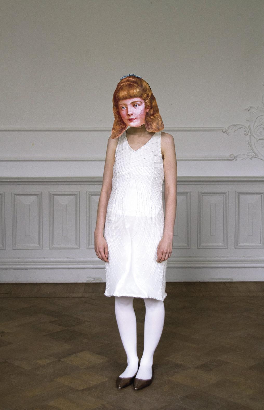 Series: Milavida, Girl, 2012. 40cm x 25cm, E.D. 1/5 + 2 AP.