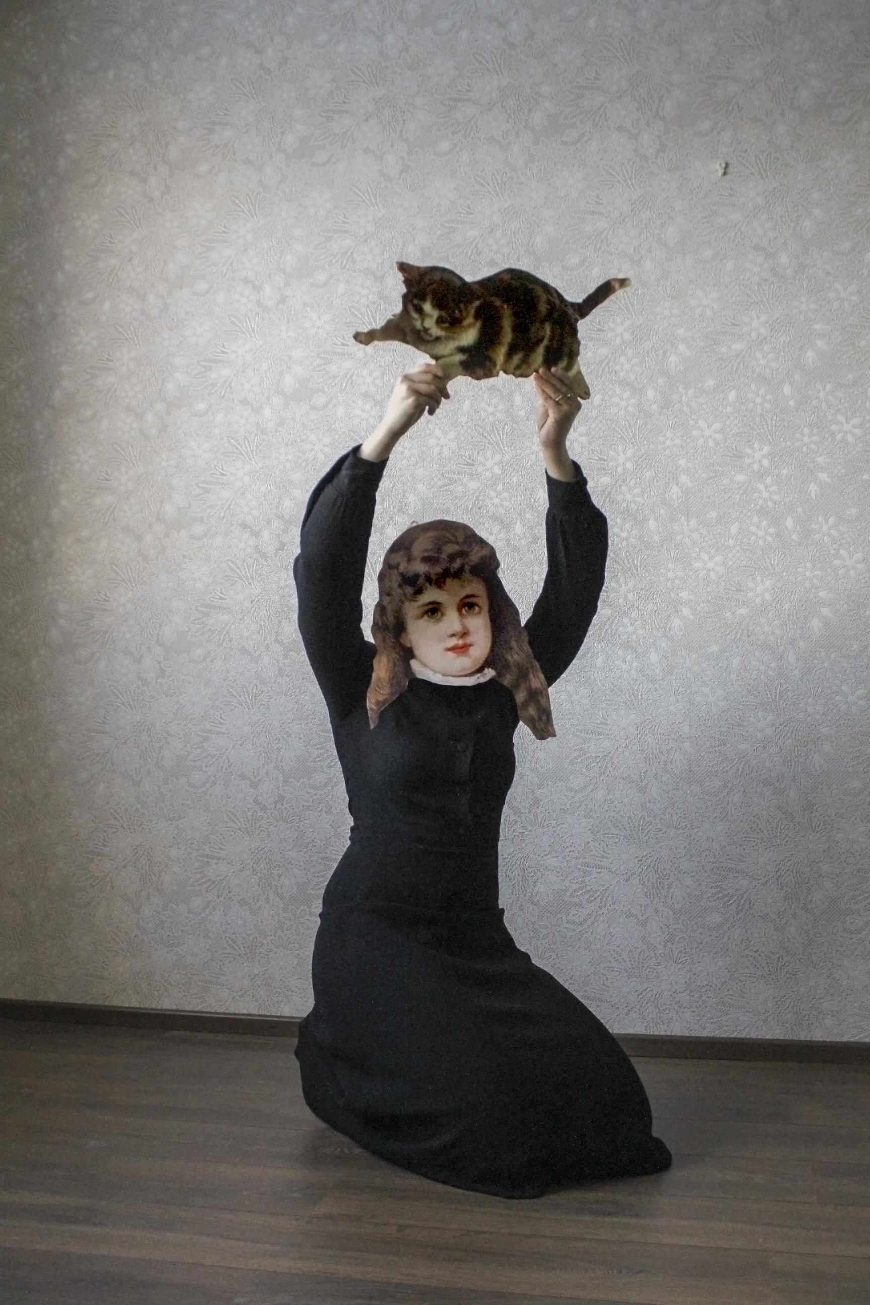 Cat People, 2015, 30 cm x 20 cm E.D 1/5