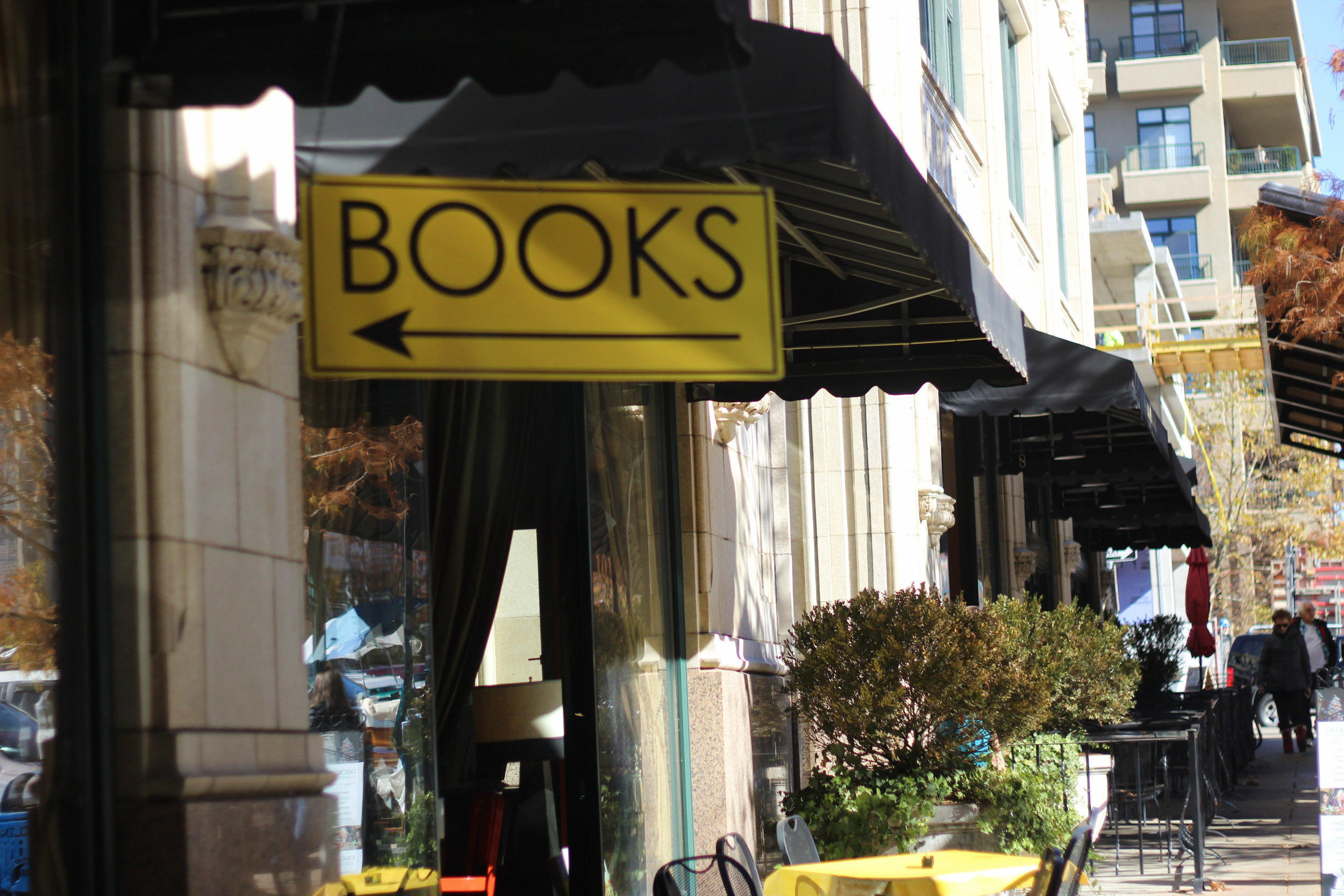 battery park book exchange and champagne bar, asheville