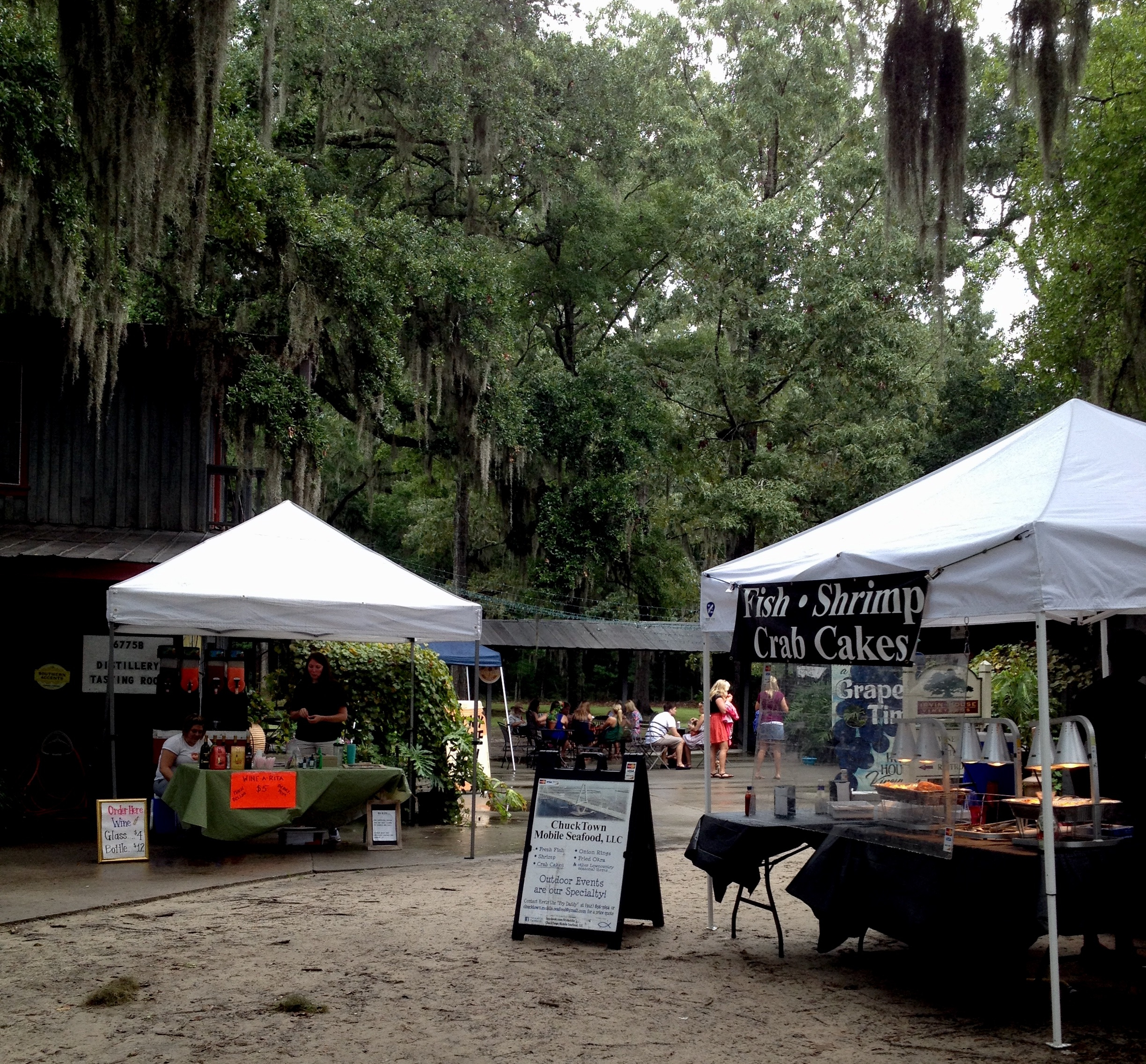Firefly Distillery on my weekend guide to Charleston South Carolina