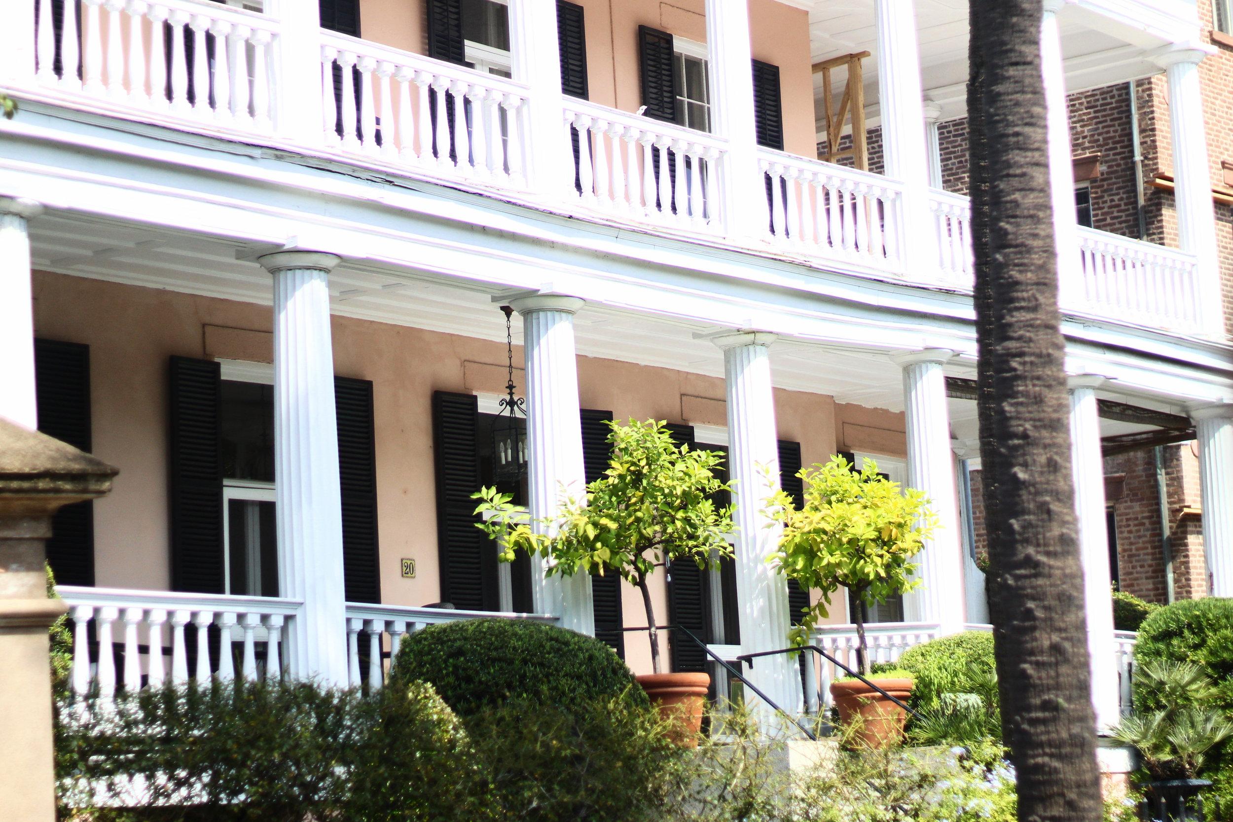 what to do in Charleston, South Carolina