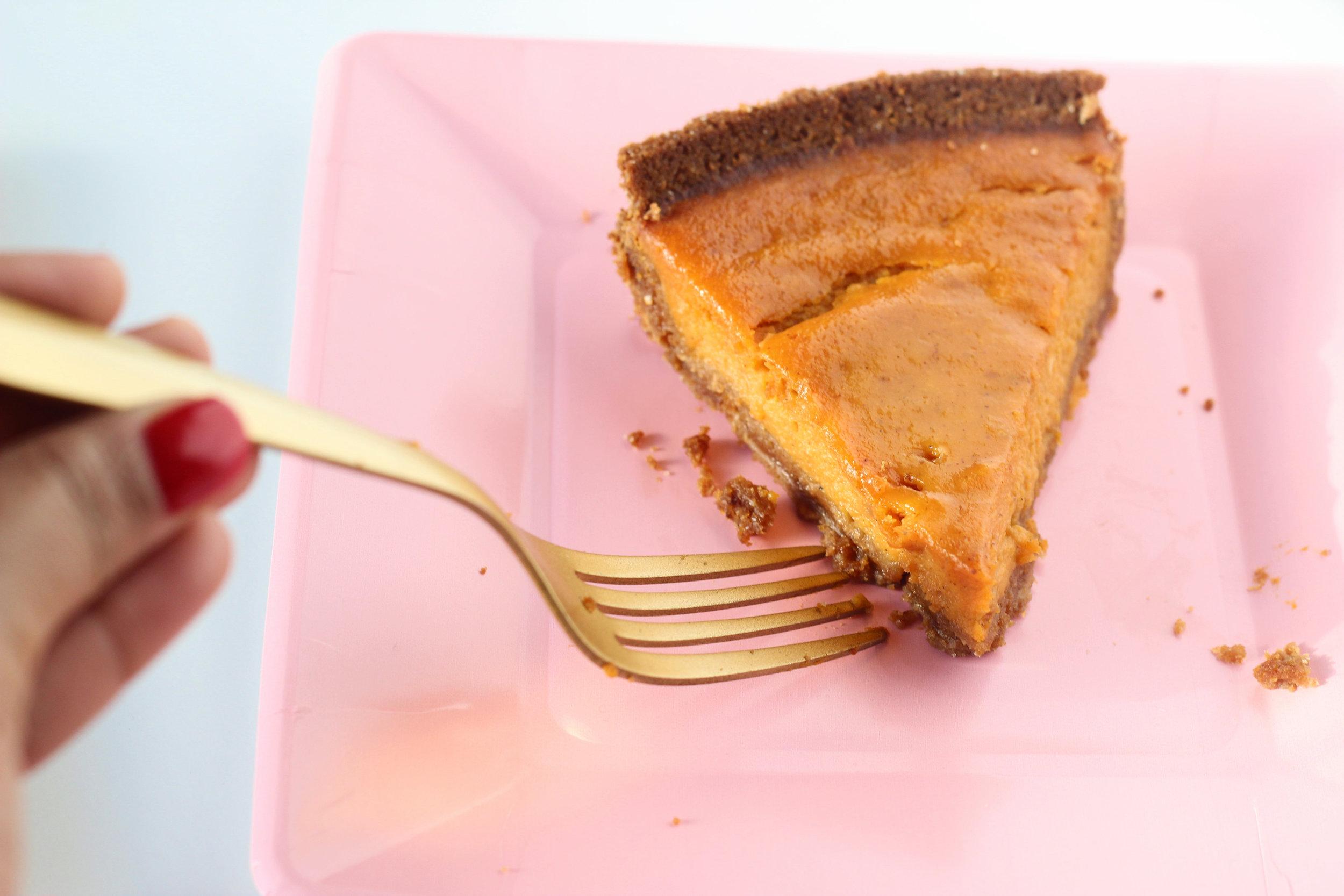 Gluten Free, Dairy Free Easy Pumpkin Pie