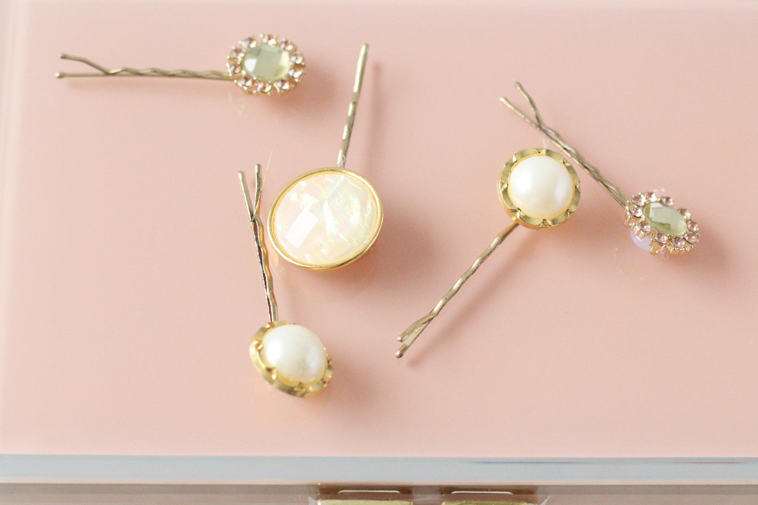 DIY-Anthropologie-bobby pins