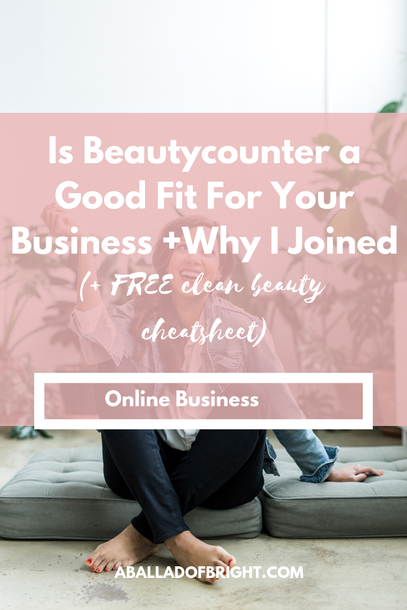 Should I join Beautycounter, How to Sell Beautycounter