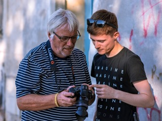 PHOTOGRAPHY WORKSHOPS -